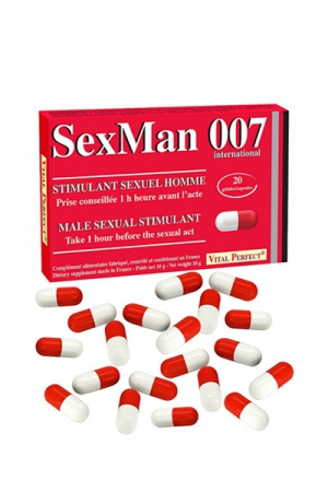 Latex Sexman 24